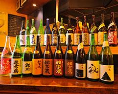 厳選吟味の純米酒